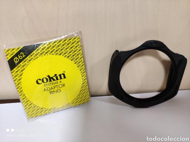 Cámara de fotos: Portafiltros y anillo adaptador COKIN.A estrenar.Oferta - Foto 5 - 260861800