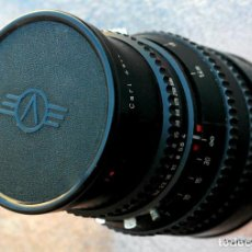 Cámara de fotos: HASSELBLAD SONNAR T*. 150 MM F/4. BLACK... Lote 261794540