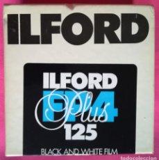 Cámara de fotos: ILFORD PLUS FP4 125, BLANCO Y NEGRO - CADUCADO -. Lote 262812540