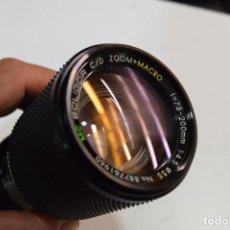 Cámara de fotos: ZOOM SOLIGOR 75 200 F/4,5 CONSTANTE.MONTURA CANON FD. Lote 264801019