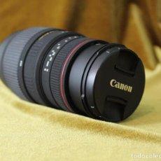 Fotocamere: TELEOBJETIVO CANON SIGMA APO D6, 160 MM. Lote 268143669