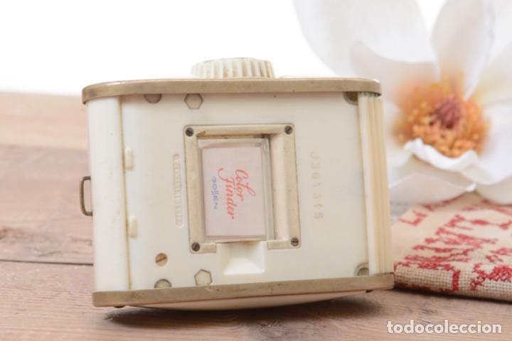 Cámara de fotos: Antiguo fotómetro medidor de luz Color finder Gossen - Foto 5 - 271835433