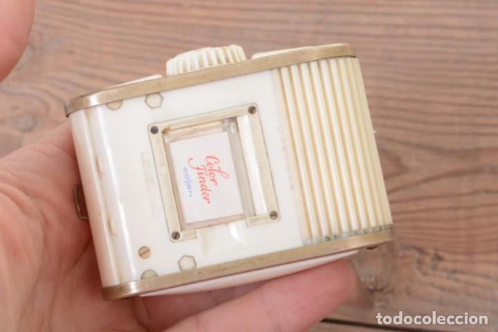 Cámara de fotos: Antiguo fotómetro medidor de luz Color finder Gossen - Foto 12 - 271835433