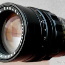 Cámara de fotos: LEICA M SUMMICRON 90 F/2.COMO NUEVO.. Lote 271956128