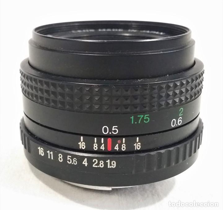 Cámara de fotos: Lote de accesorios de cámaras fotográficas Minolta, Asahi Pentax, Exakta, Makinon, Penta visión - Foto 6 - 272127048