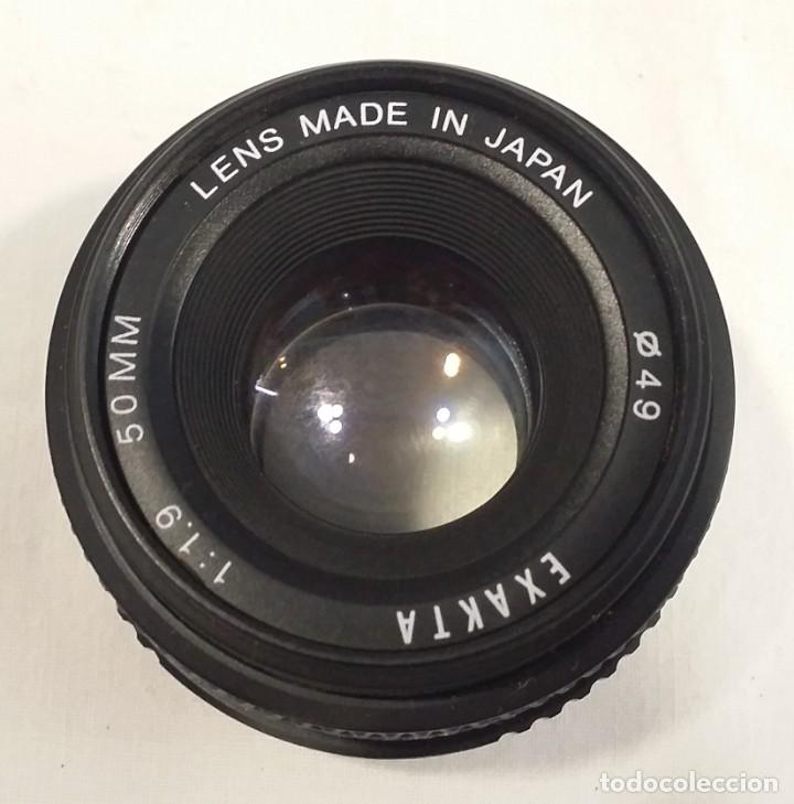 Cámara de fotos: Lote de accesorios de cámaras fotográficas Minolta, Asahi Pentax, Exakta, Makinon, Penta visión - Foto 8 - 272127048