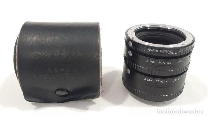 Cámara de fotos: Lote de accesorios de cámaras fotográficas Minolta, Asahi Pentax, Exakta, Makinon, Penta visión - Foto 9 - 272127048