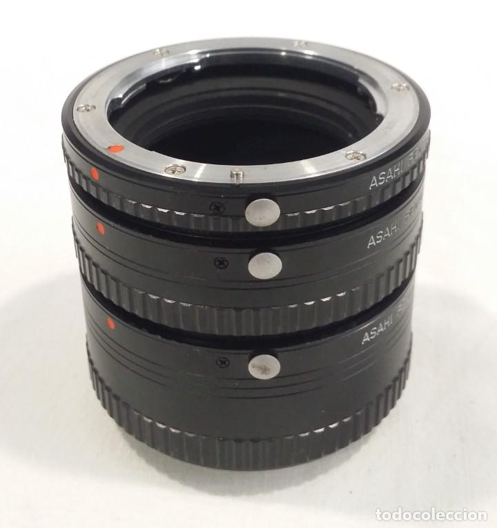 Cámara de fotos: Lote de accesorios de cámaras fotográficas Minolta, Asahi Pentax, Exakta, Makinon, Penta visión - Foto 10 - 272127048