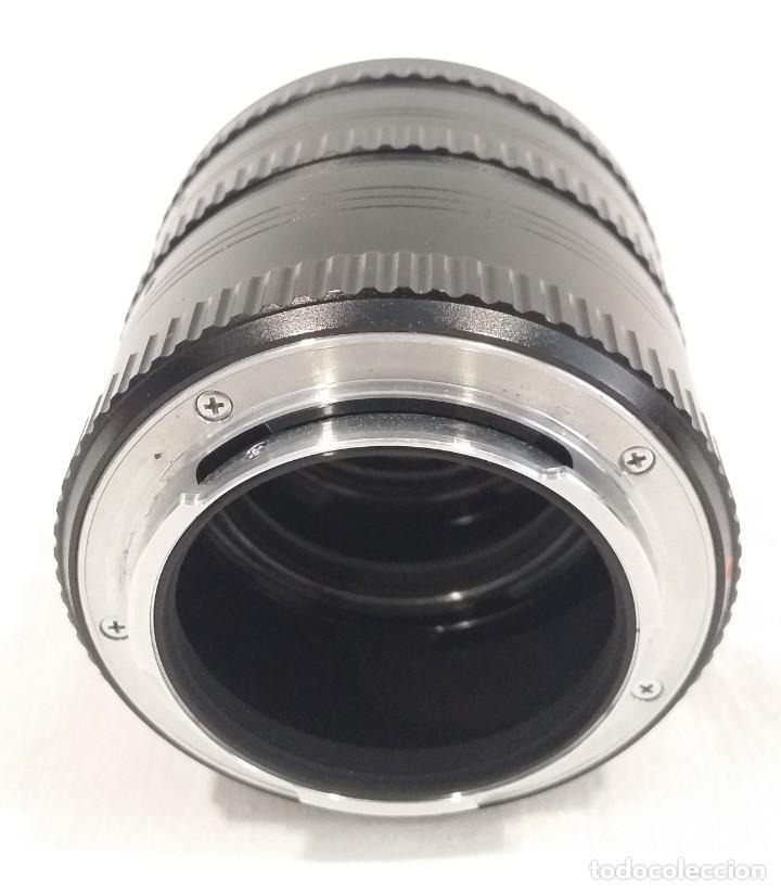 Cámara de fotos: Lote de accesorios de cámaras fotográficas Minolta, Asahi Pentax, Exakta, Makinon, Penta visión - Foto 12 - 272127048