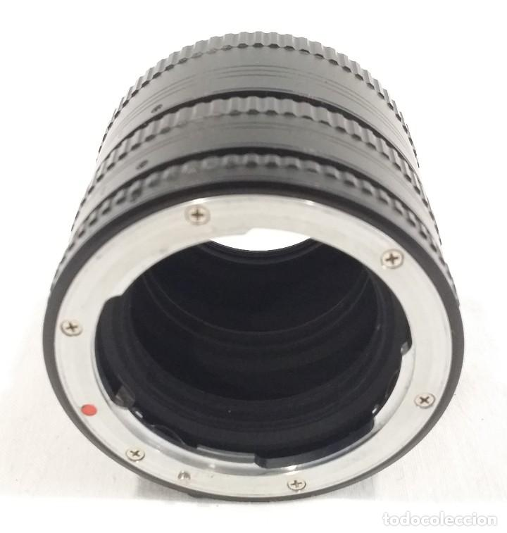 Cámara de fotos: Lote de accesorios de cámaras fotográficas Minolta, Asahi Pentax, Exakta, Makinon, Penta visión - Foto 13 - 272127048