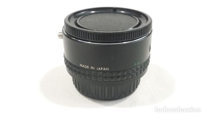 Cámara de fotos: Lote de accesorios de cámaras fotográficas Minolta, Asahi Pentax, Exakta, Makinon, Penta visión - Foto 20 - 272127048
