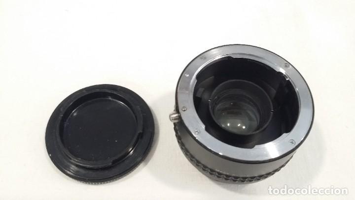 Cámara de fotos: Lote de accesorios de cámaras fotográficas Minolta, Asahi Pentax, Exakta, Makinon, Penta visión - Foto 21 - 272127048