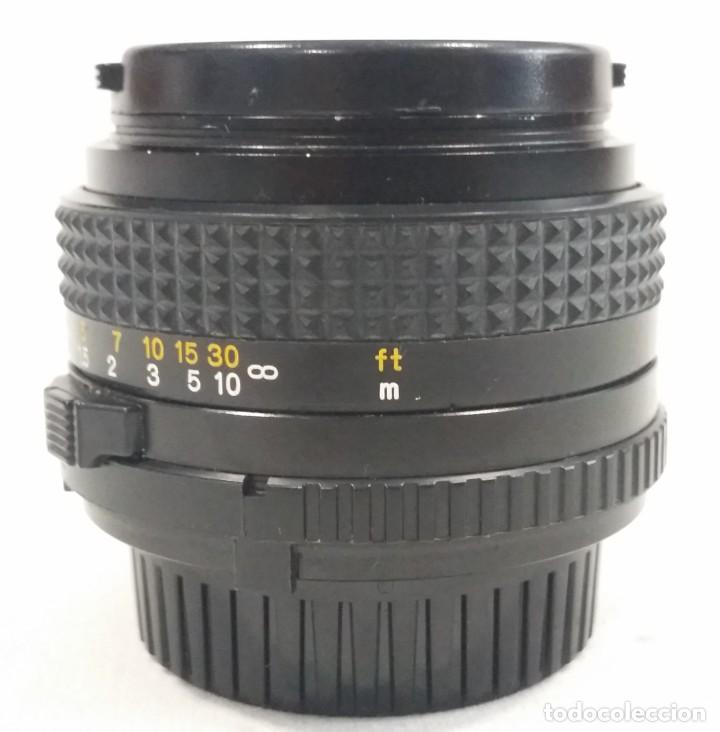 Cámara de fotos: Lote de accesorios de cámaras fotográficas Minolta, Asahi Pentax, Exakta, Makinon, Penta visión - Foto 27 - 272127048