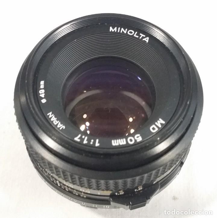 Cámara de fotos: Lote de accesorios de cámaras fotográficas Minolta, Asahi Pentax, Exakta, Makinon, Penta visión - Foto 30 - 272127048
