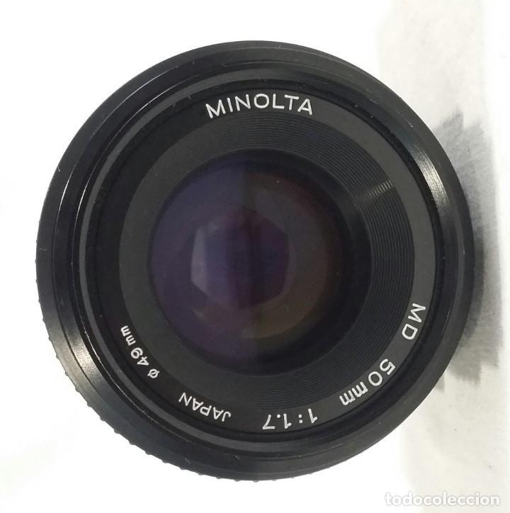 Cámara de fotos: Lote de accesorios de cámaras fotográficas Minolta, Asahi Pentax, Exakta, Makinon, Penta visión - Foto 31 - 272127048