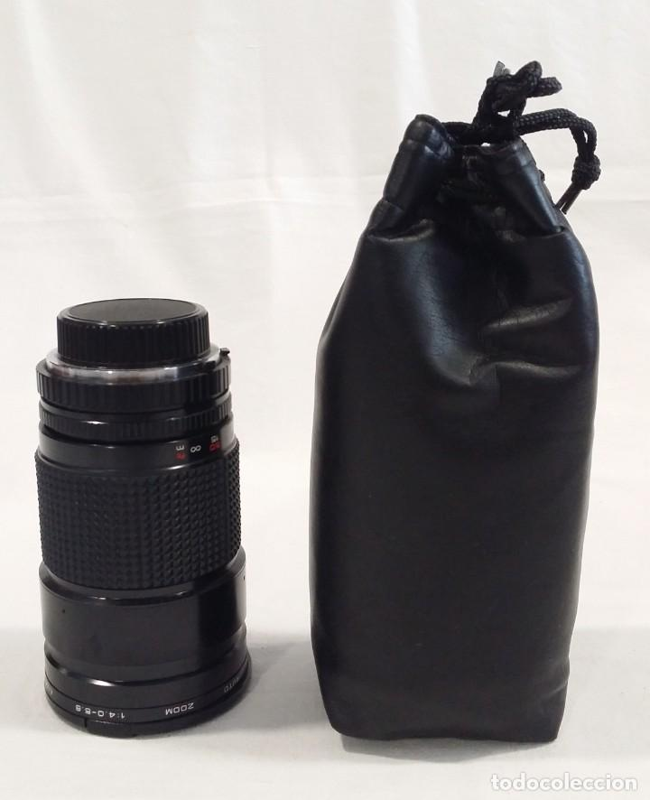 Cámara de fotos: Lote de accesorios de cámaras fotográficas Minolta, Asahi Pentax, Exakta, Makinon, Penta visión - Foto 35 - 272127048