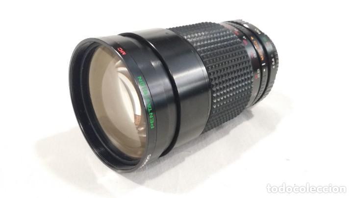 Cámara de fotos: Lote de accesorios de cámaras fotográficas Minolta, Asahi Pentax, Exakta, Makinon, Penta visión - Foto 39 - 272127048