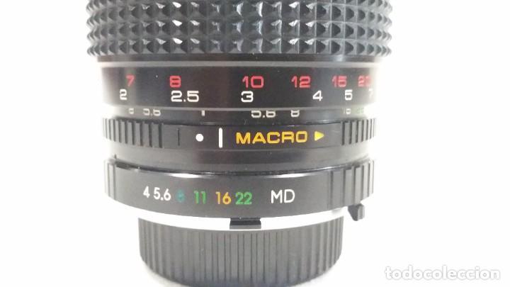 Cámara de fotos: Lote de accesorios de cámaras fotográficas Minolta, Asahi Pentax, Exakta, Makinon, Penta visión - Foto 44 - 272127048