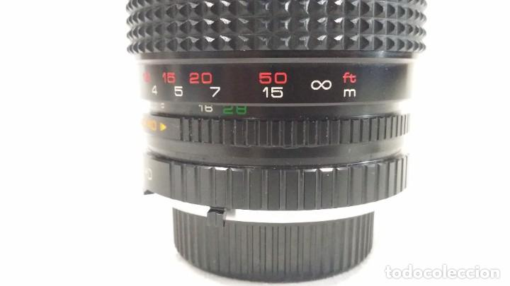Cámara de fotos: Lote de accesorios de cámaras fotográficas Minolta, Asahi Pentax, Exakta, Makinon, Penta visión - Foto 45 - 272127048