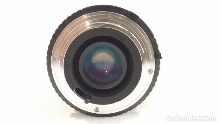 Cámara de fotos: Lote de accesorios de cámaras fotográficas Minolta, Asahi Pentax, Exakta, Makinon, Penta visión - Foto 46 - 272127048