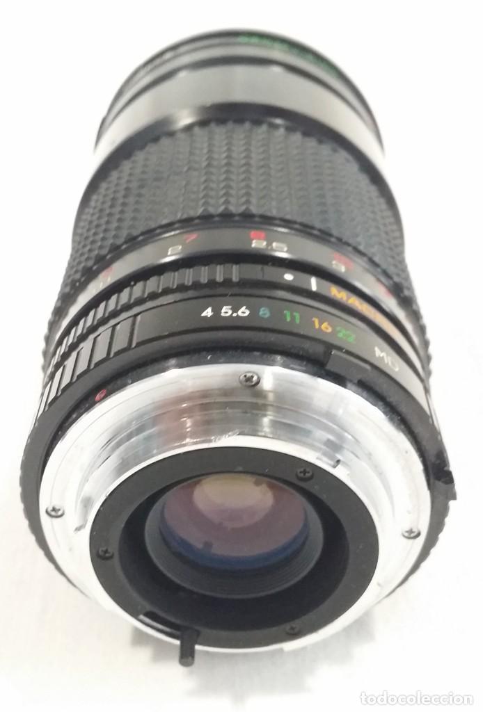 Cámara de fotos: Lote de accesorios de cámaras fotográficas Minolta, Asahi Pentax, Exakta, Makinon, Penta visión - Foto 47 - 272127048