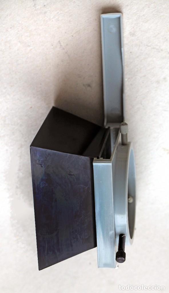 Cámara de fotos: Portaflitros universal adaptable a diferentes medidas de objetivo, con filtros rojo y verde - Foto 2 - 274595023