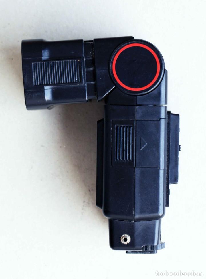 Cámara de fotos: 2 flashes, Crown y Starblitz, con fotómetro y de inclinación orientable - Foto 5 - 274595493