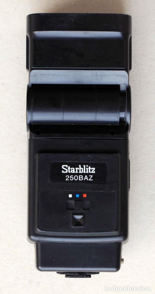 Cámara de fotos: 2 flashes, Crown y Starblitz, con fotómetro y de inclinación orientable - Foto 7 - 274595493