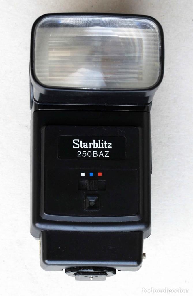 Cámara de fotos: 2 flashes, Crown y Starblitz, con fotómetro y de inclinación orientable - Foto 8 - 274595493