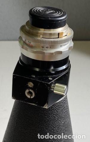 Cámara de fotos: Objetivo Voigtlander Super-Dynarex 1 : 5,6/350 - Foto 4 - 283734278