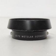 Fotocamere: PARASOL DE METAL - LEITZ WETZLAR, GERMANY - 12585 - 1:2/50, 1: 2.8/35. Lote 288009238