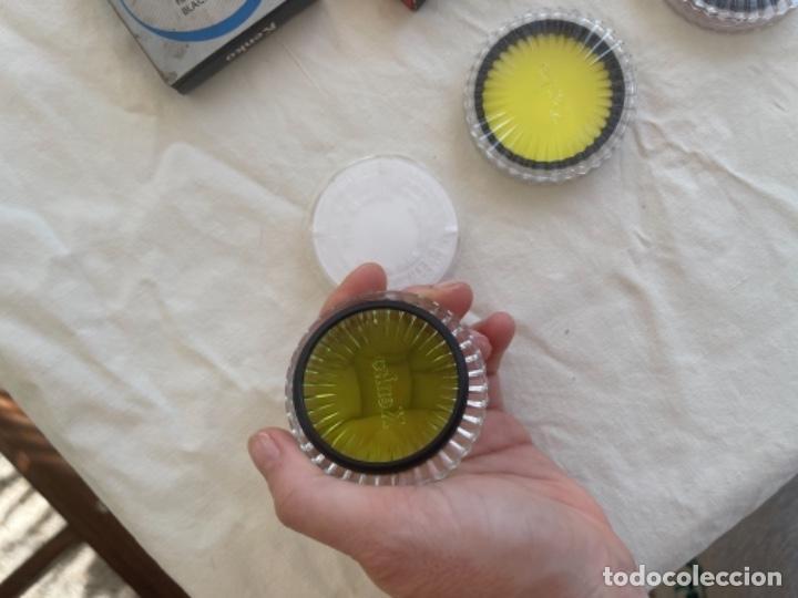 Cámara de fotos: Kenko optical filter 3 filtros objetivos cámara fotos Jean o nuevos blanco y negro color instrucc - Foto 10 - 289834818