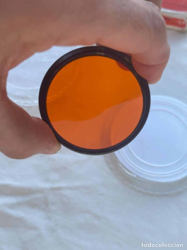 Cámara de fotos: Filtro polarizador vivitar y filtro naranja ambos 52 mm polarizing filter vivitar cámara de fotos - Foto 4 - 289857863