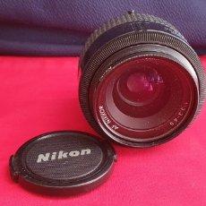 Cámara de fotos: OBJETO ZOOM NIKON AF NIKKOR 35-70 MM 1:3.3_4.5. Lote 293601073