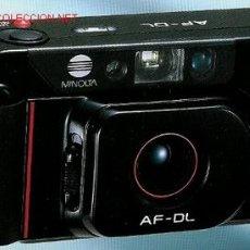 Cámara de fotos: ÁMARA DE FOTOS ANALÓGICA COMPACTA MINOLTA/FREEDOM DUAL AF-DL. ENFOQUE AUTOMÁTICO DE 35 Y DE 50 MM. B. Lote 26478181