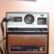 Cámara de fotos: KODAK INSTANT CAMERA EK 100. Lote 8840996
