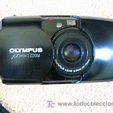 Cámara de fotos: OLYMPUS MJU CON ZOOM 35-70. Lote 17881455