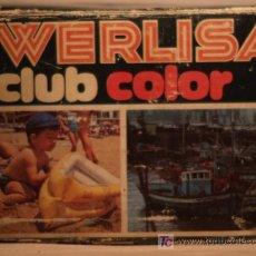 Cámara de fotos: WERLISA COLOR CLUB CON OBTURADOR CERTEX EN SU CAJA ORIGINAL. Lote 24565252