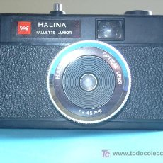 Cámara de fotos: HALINA - PAULETTE JUNIOR. Lote 22382933