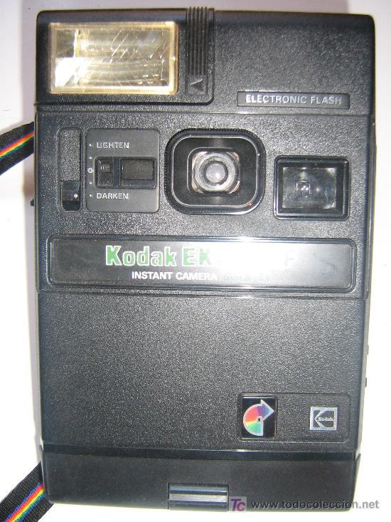 KODAK EK 160 - EF INSTANT CAMERA / MADE IN USA (Cámaras Fotográficas - Panorámicas y Compactas)
