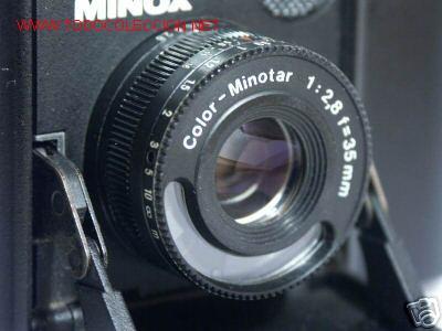 Cámara de fotos: MINOX GL Color-Minotar 1:2,8 f=35 mm - Foto 3 - 27256673