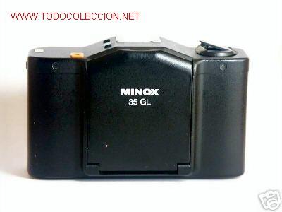 Cámara de fotos: MINOX GL Color-Minotar 1:2,8 f=35 mm - Foto 4 - 27256673