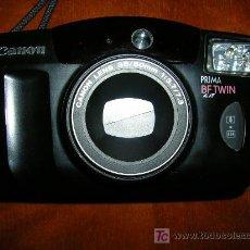 Cámara de fotos: CÁMARA CANON PRIMA BF TWIN. Lote 27094701