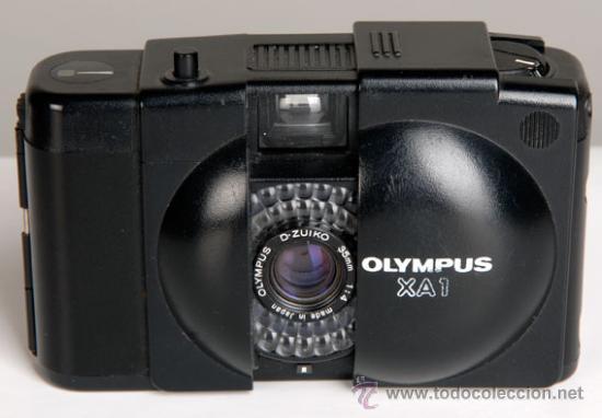 Cámara de fotos: OLYMPUS XA1 + FLASH ¡MINIATURA DE CALIDAD¡ - Foto 2 - 26570522