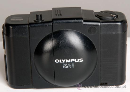 Cámara de fotos: OLYMPUS XA1 + FLASH ¡MINIATURA DE CALIDAD¡ - Foto 3 - 26570522