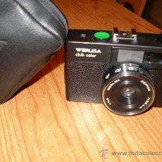 Cámara de fotos: CÁMARA DE FOTOS WERLISA CLUB COLOR. Lote 74931582