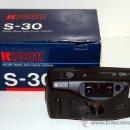 Cámara de fotos: RICOH 35 MM AUTOFOCUS CAMERA S-30.. Lote 12658493