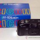 Cámara de fotos: RICOH 35 MM AUTOFOCUS CAMERA FF-10S ZOOM.. Lote 12658518
