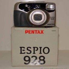 Cámara de fotos: PENTAX ESPIO 928 ZOOM SILVER.. Lote 12711775