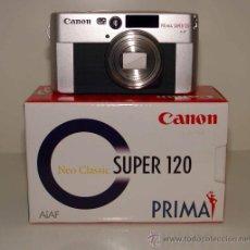 Cámara de fotos: CANON PRIMA SUPER 120.. Lote 12711806